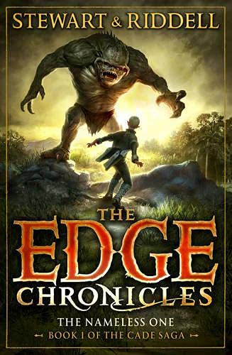9780857532350: The Edge Chronicles 11: The Nameless One: First Book of Cade