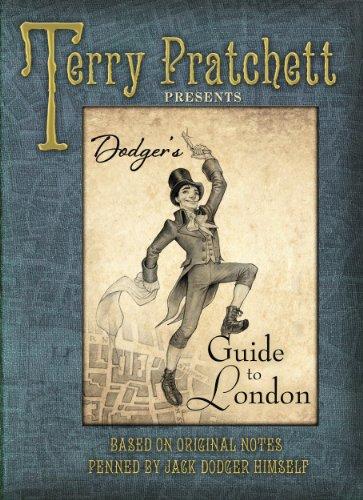 9780857533241: Dodger's Guide to London: Based on Original Notes Penned by Jack Dodger Himself