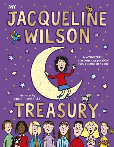 9780857534224: The Jacqueline Wilson Treasury