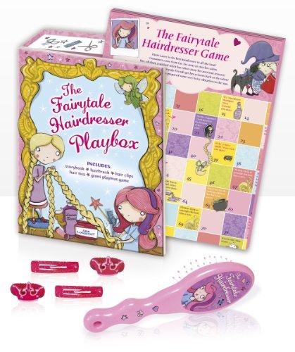 9780857534330: The Fairytale Hairdresser and Rapunzel: Playbox