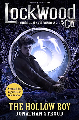 9780857534446: Lockwood & Co: The Hollow Boy: Signed