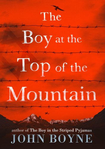 THE BOY AT THE TOP OF THE MOUNTAIN - SIGNED FIRST EDITION FIRST PRINTING