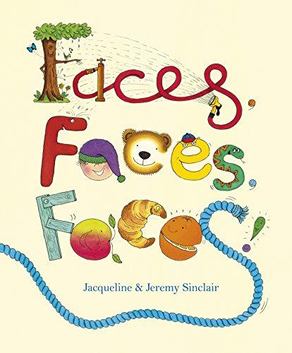 9780857534668: Faces, Faces, Faces
