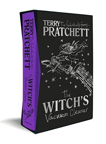 Witch's Vacuum Cleaner (Hardcover): Terry Pratchett