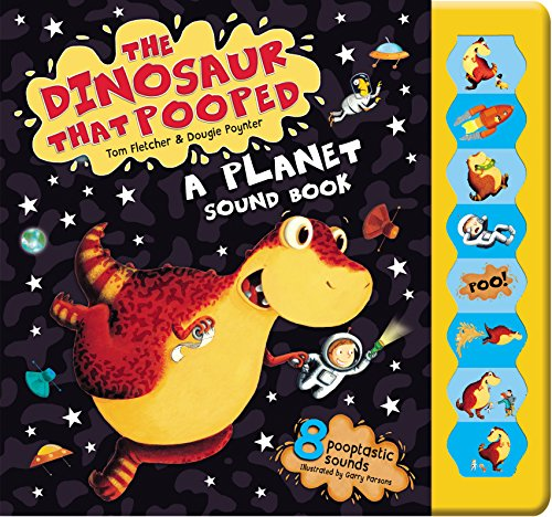 9780857540379: The Dinosaur That Pooped A Planet: Sound Book