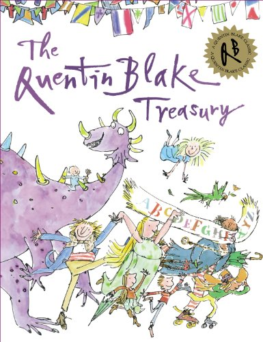 9780857550477: The Quentin Blake Treasury