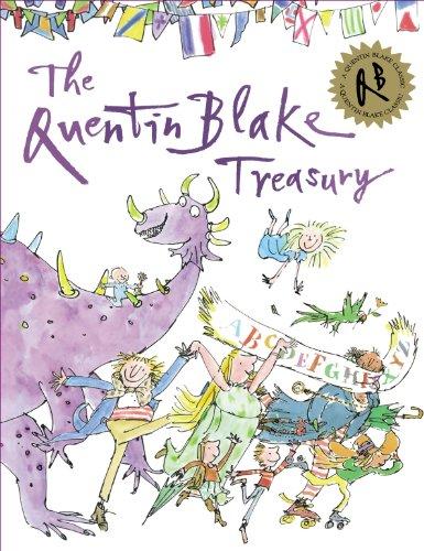 9780857550477: The Quentin Blake Treasury