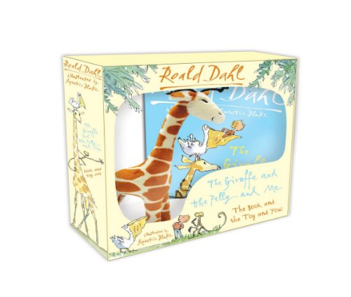 9780857551207: The Giraffe and the Pelly and Me Book & Toy