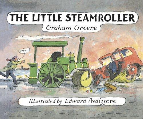 9780857551603: The Little Steamroller (Little Train)