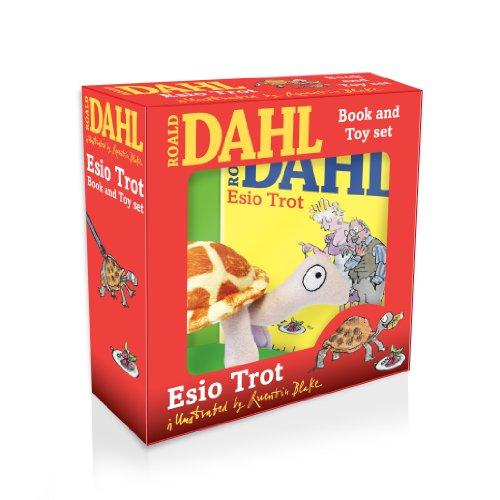 9780857551610: Esio Trot: Book & Toy Boxset