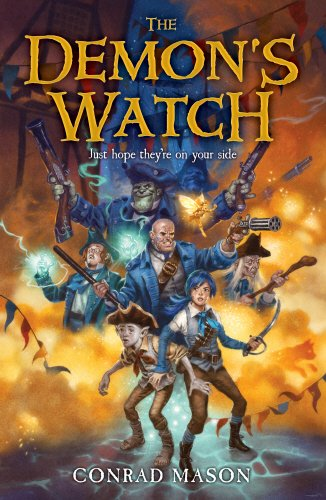 9780857560315: The Demon's Watch: Tales of Fayt, Book 1