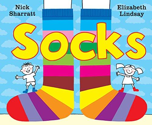 9780857560377: Socks. Nick Sharratt and Elizabeth Lindsay