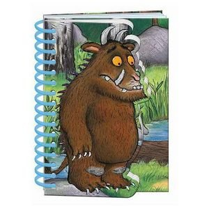 9780857579805: Gruffalo Notebook Die Cut A6