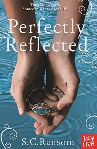 9780857630124: Perfectly Reflected (Small Blue Thing Trilogy)