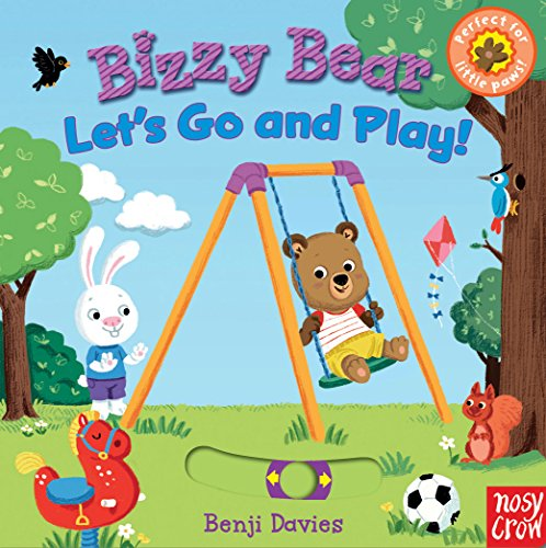 9780857630155: Bizzy Bear Let's Go and Play