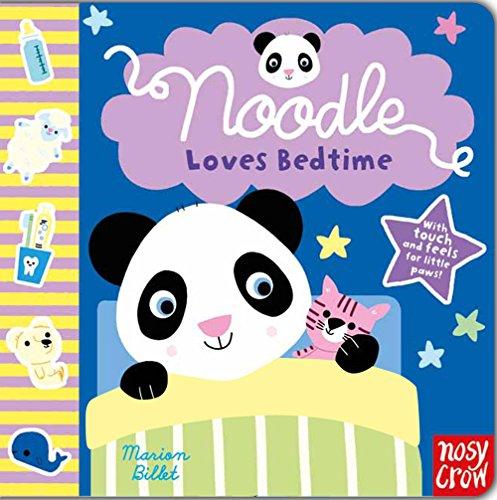 9780857630223: Noodle Loves Bedtime