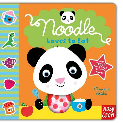 9780857630230: Noodle Loves to Eat