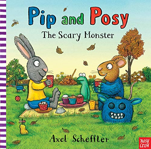 9780857630315: Pip and Posy: the Scary Monster (Pip & Posy)