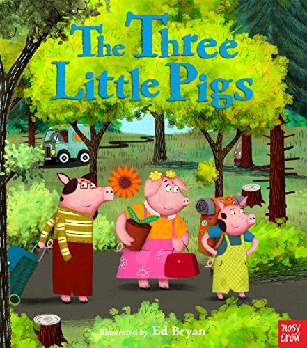 9780857630452: Fairy Tales: The Three Little Pigs (Nosy Crow Fairy Tales)