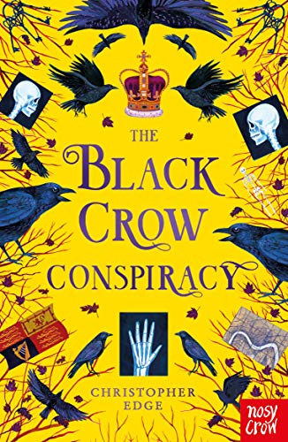 9780857630544: The Black Crow Conspiracy (Twelve Minutes to Midnight Trilogy)