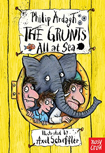 9780857630711: The Grunts All at Sea: The Grunts 2