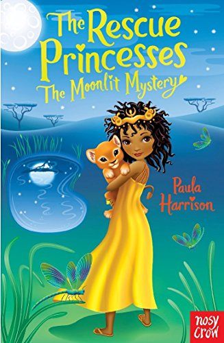 9780857631091: The Rescue Princesses: The Moonlit Mystery