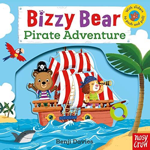 9780857631329: Bizzy Bear: Pirate Adventure!