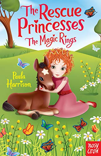 The Rescue Princesses: The Magic Rings: Harrison, Paula