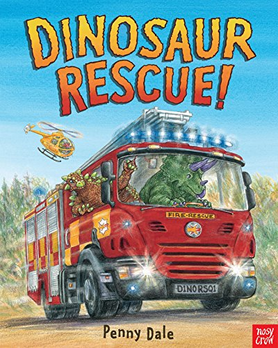 9780857631671: Dinosaur Rescue! (Penny Dale's Dinosaurs)