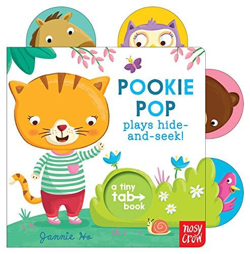 9780857632159: Pookie Pop Plays Hide and Seek (Tiny Tabs)