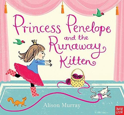9780857632319: Princess Penelope and the Runaway Kitten