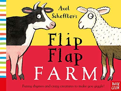 9780857632456: Axel Scheffler's Flip Flap Farm (Axel Scheffler's Flip Flap Series)