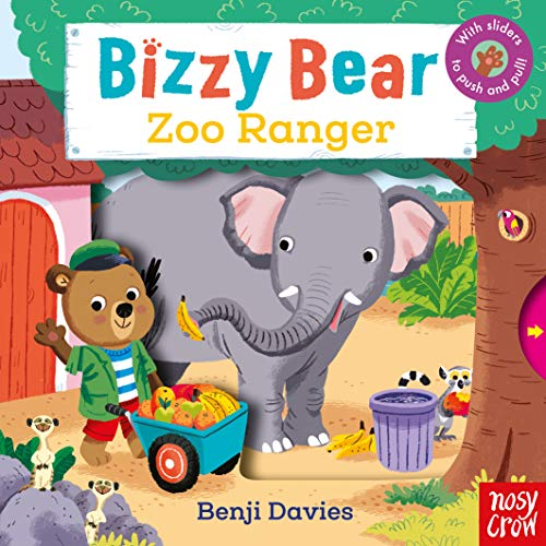 9780857632647: Bizzy Bear: Zoo Ranger