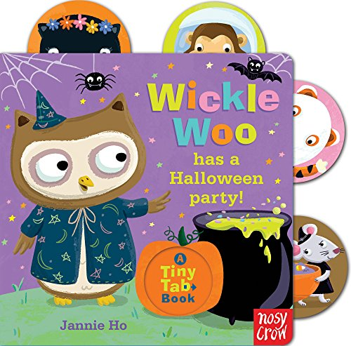 9780857632845: Tiny Tabs: Wickle Woo has a Halloween Party