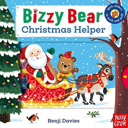 9780857632975: Bizzy Bear: Christmas Helper