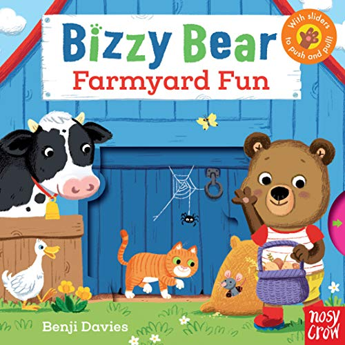 Bizzy Bear: Farmyard Fun: Nosy Crow