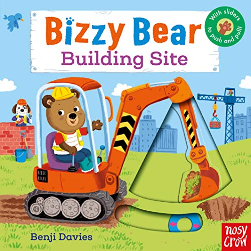 9780857633552: Bizzy Bear: Building Site