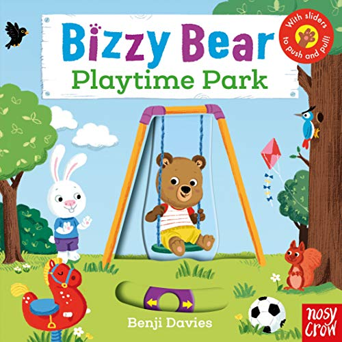9780857633576: Bizzy Bear: Playtime Park