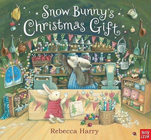 9780857633590: Snow Bunny's Christmas Gift