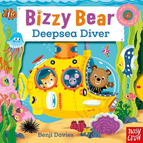 9780857633798: Bizzy Bear: Deepsea Diver