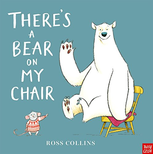 9780857633934: There's a Bear on My Chair