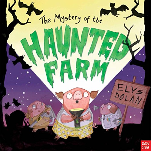 9780857634054: The Mystery of the Haunted Farm