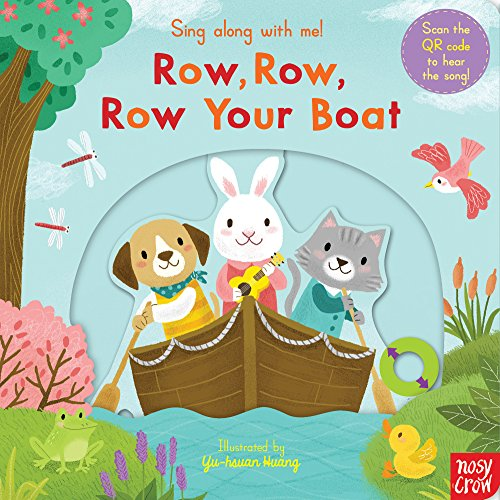 9780857634375: Sing Along With Me! Row, Row, Row Your Boat
