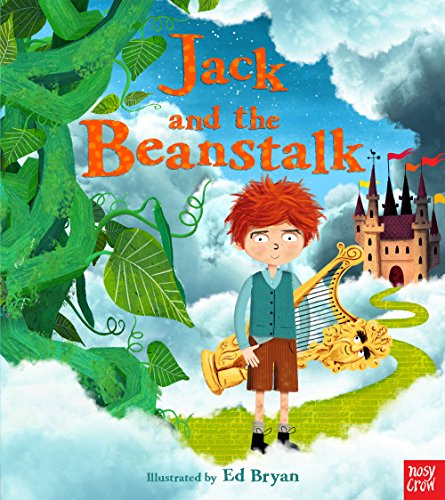 9780857634726: Fairy Tales: Jack and the Beanstalk (Nosy Crow Fairy Tales)