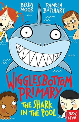 9780857634818: Wigglesbottom Primary: The Shark in the Pool
