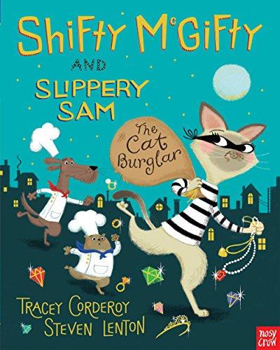 9780857634825: Shifty McGifty and Slippery Sam: The Cat Burglar