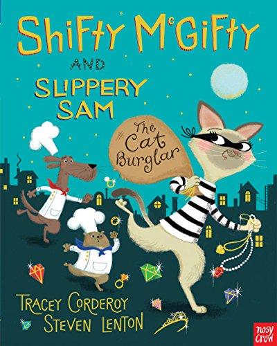 9780857634832: Shifty McGifty and Slippery Sam: The Cat Burglar