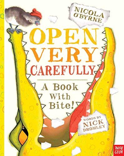 9780857635921: Open Very Carefully