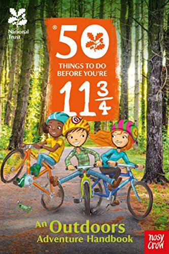9780857636188: National Trust: 50 Things To Do Before You're 11 3/4