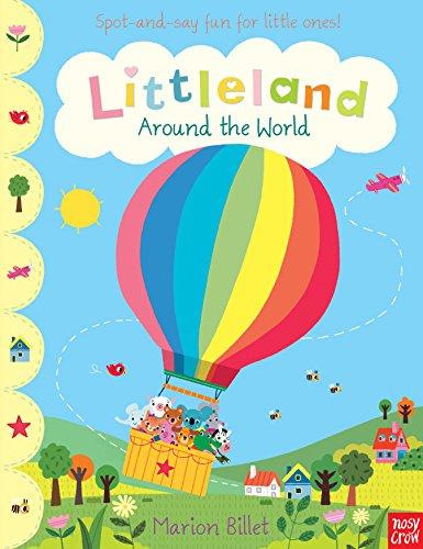9780857636331: Littleland: Around the World